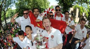 Top 5 of 2014 | Arsenal