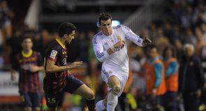2014 Copa Del Rey Final - Barcelona v Real Madrid