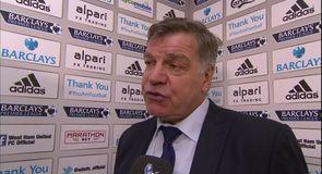 Allardyce: Song's goal should have stood