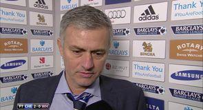 Mourinho: We deserved the win