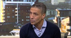 Hughton flattered by interest