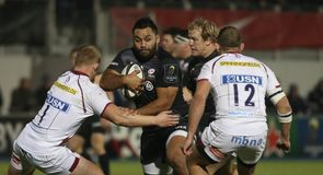 Saracens too strong for Sale