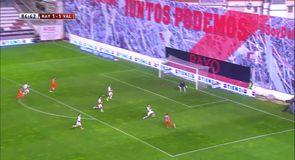 Rayo Vallecano 1-2 Valencia