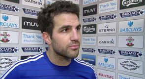 Cesc positive despite Saints stalemate