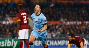 City beat Roma to make last 16