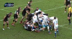 Wasps 44- 17 Castres
