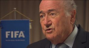 Blatter to stand for fifth term