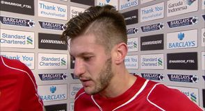 Draw disappoints Lallana