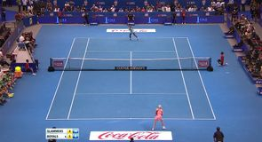 Serena stars in Slammers win