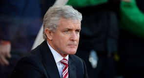 Hughes wants Crouch to stay