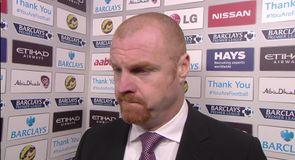 Dyche hails Burnley fightback