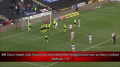 Five Football League Moments - 22nd December