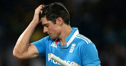 Alastair Cook vows to carry on as England captain for World Cup after Sri Lanka defeat