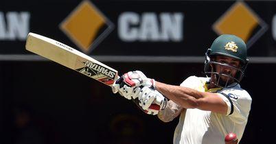 Australia v India: Lower order rack up the runs for hosts on day three