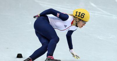 SOCHI WINTER OLYMPICS Elise Christie Scholars