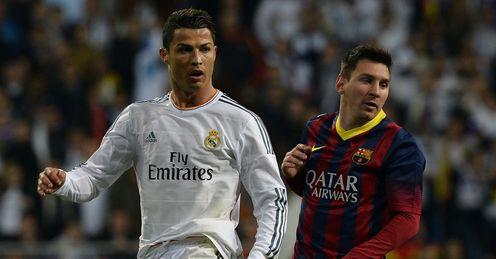 Messi v Ronaldo: Hat-tricks of 2014