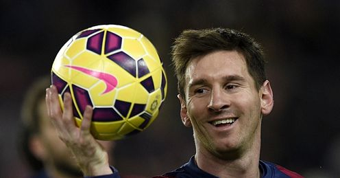 Barca too reliant on Messi
