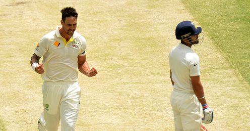2nd Test, Day 4: Aus v Ind