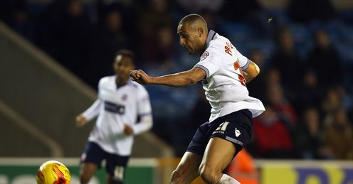 Bolton sneak win over Millwall