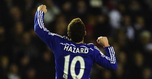 Le Tissier: Hazard has bottle