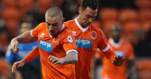 O'Hara fires Blackpool to victory