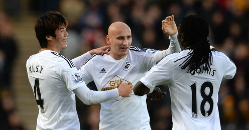 Swansea successful at Hull