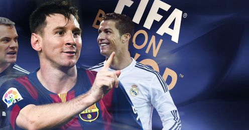 Ballon d'Or 2015 odds