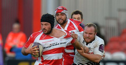 Gloucester v Wasps: Team news