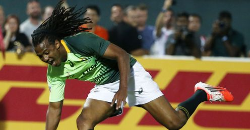 Sevens spoils for South Africa