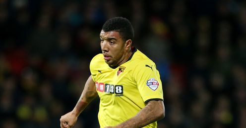 Deeney accepts bench role