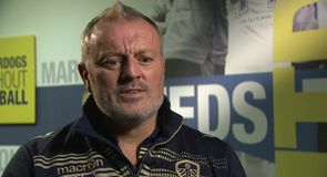Redfearn excited by future