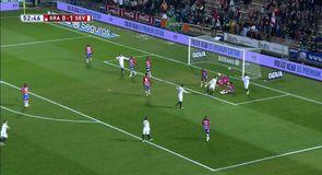 Sevilla lead tie