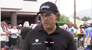 Mickelson pleased with comeback