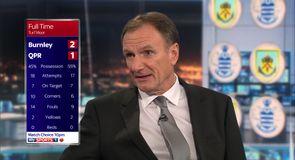 Thommo praises Burnley quality