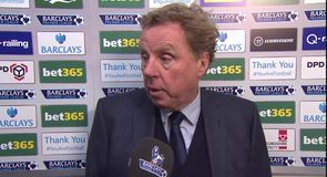 Redknapp - QPR just couldn't score