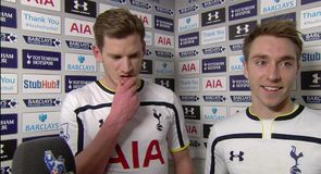 Vertonghen - I should have had two