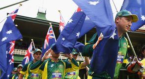 Tri Series - Australia v India