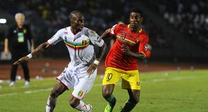 Guinea and Mali tied for knockout place