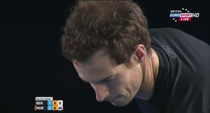 Murray beats Berdych to reach final