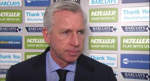 Pardew wants crowd to play its part