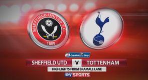 Sheff Utd 2-2 Tottenham