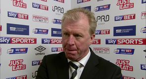 McClaren disappointed with defeat