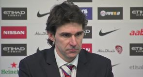 Proud day for Karanka