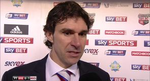 Karanka proud of team