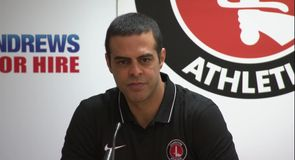 Luzon named Charlton boss