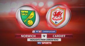 Norwich 3-2 Cardiff