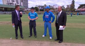 England v India - The Toss