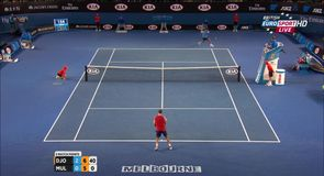 Djokovic defeats Muller