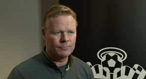Ronald Koeman interview