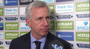Pardew disappointed with start
